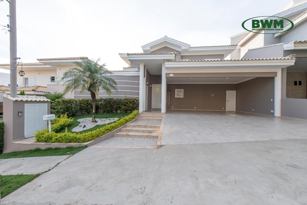Casa residencial à venda, Condomínio Tivoli Park, Sorocaba - CA4708.