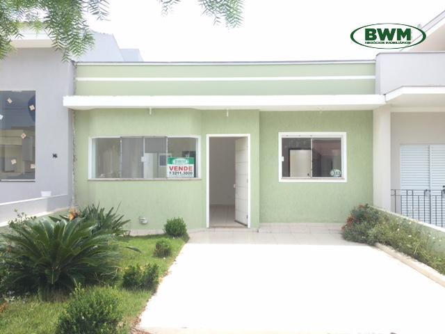 Casa residencial à venda, Condomínio Horto Florestal II, Sorocaba - CA5298.