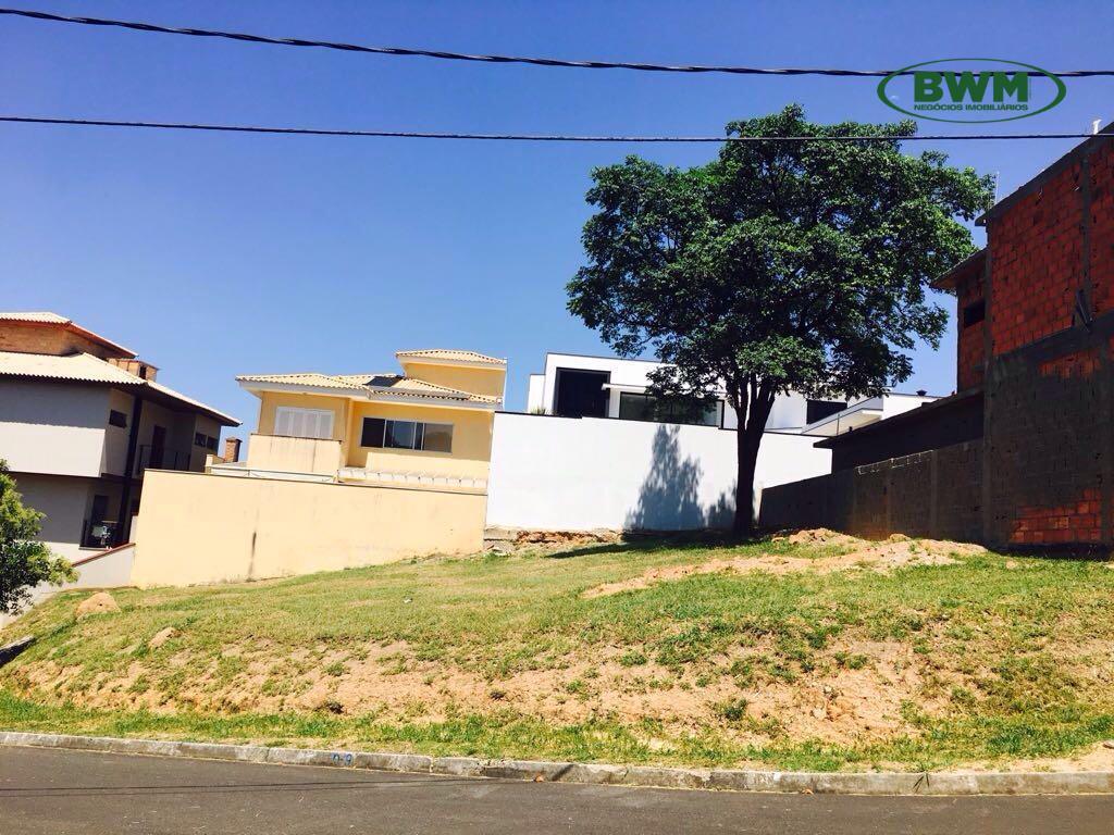 Terreno residencial à venda, Condomínio Vila Azul, Sorocaba - TE0760.