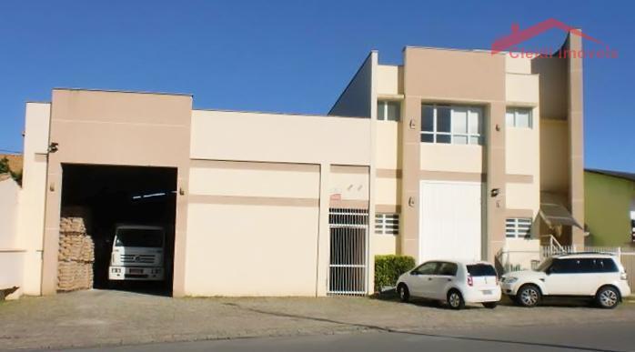 Galpão  comercial para locação, Iririú, Joinville.