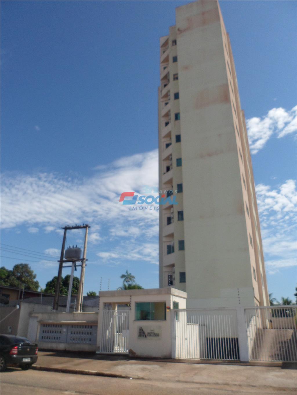 Apartamento residencial para locação, Rua Pio XII - 2585 - Aptº 504 - Cond. Coliseu - Liberdade, Porto Velho.