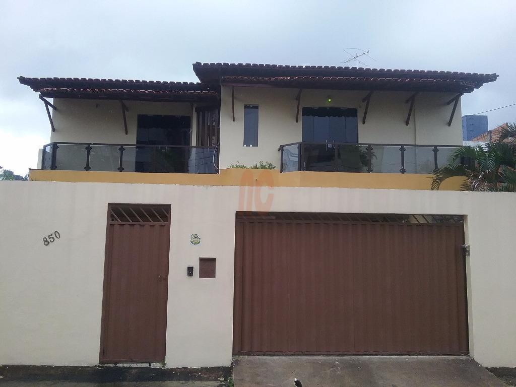 Casa triplex  800 m²  6/4 5 suítes São Brás Belém