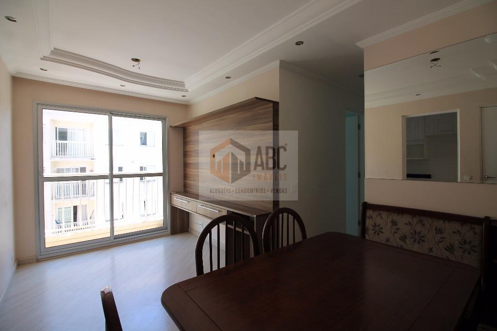 Apartamento à venda, Vila Homero Thon, Santo André.