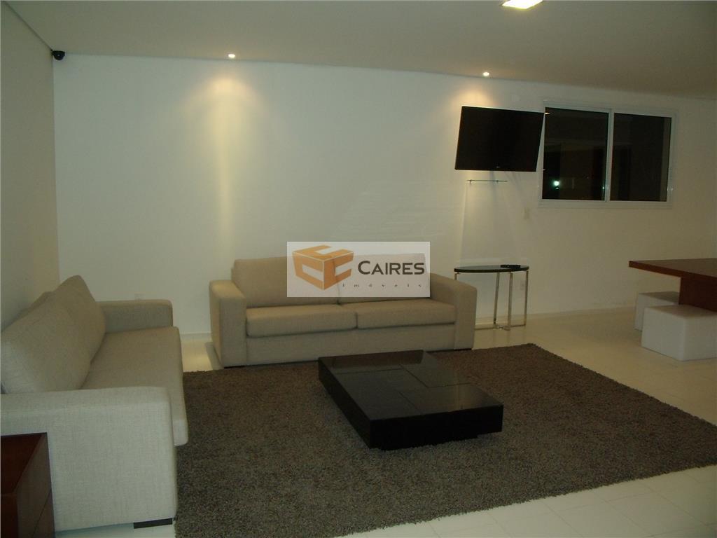 Apartamento residencial para venda e locação, Jardim das Paineiras, Campinas - AP3459.