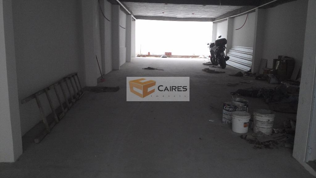 Casa comercial para locação, Bosque, Campinas - CA0996.