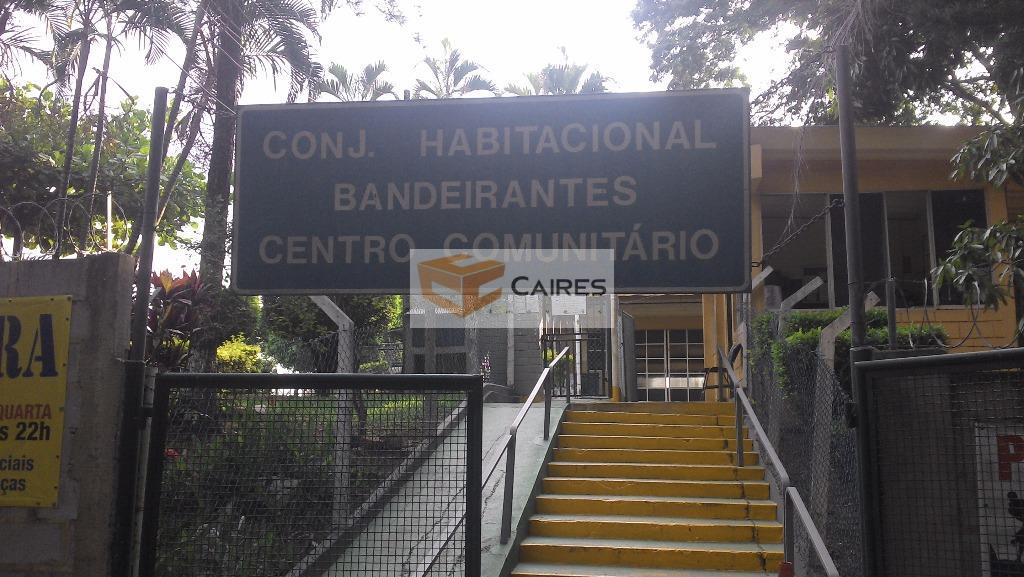 Apartamento residencial à venda, Conjunto Residencial Parque Bandeirantes, Campinas.