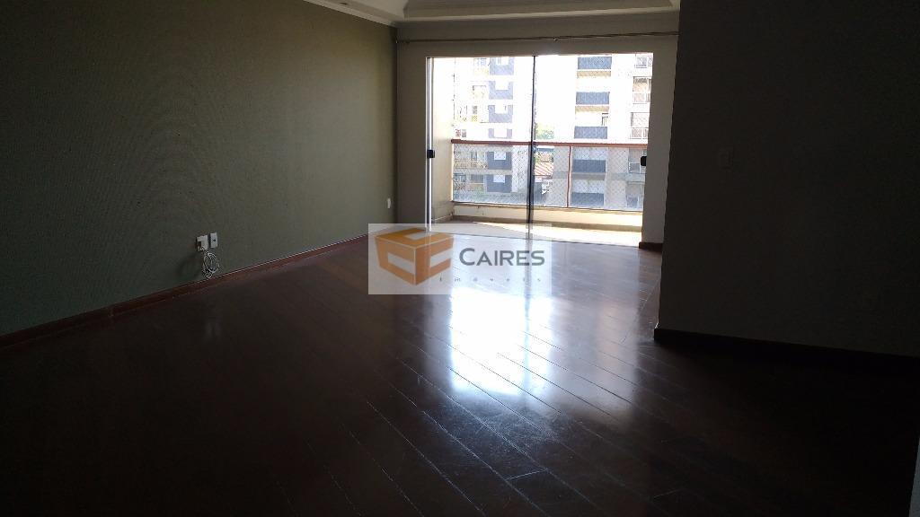 Apartamento residencial para venda e locação, Jardim Guarani, Campinas.