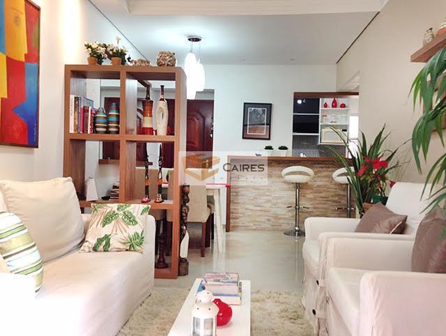 Apartamento residencial à venda, Jardim Guarani, Campinas.