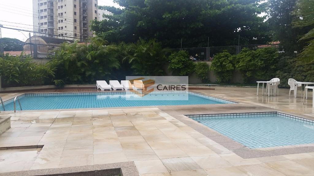 Apartamento residencial à venda, Jardim Nossa Senhora Auxiliadora, Campinas.