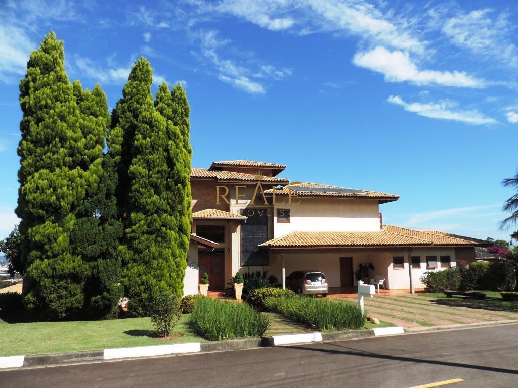 Casa residencial à venda, Condomínio Morada do Sol, Vinhedo - CA0457.