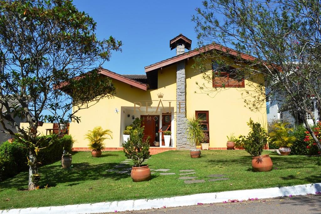 Casa residencial à venda, Condomínio Vista Alegre - Sede, Vinhedo - CA0538.