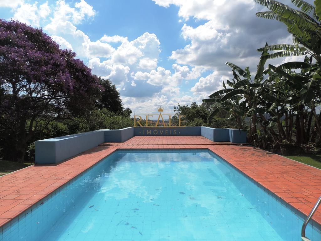 Casa residencial para venda e locação, Condomínio Vale Da Santa Fé, Vinhedo - CA0129.