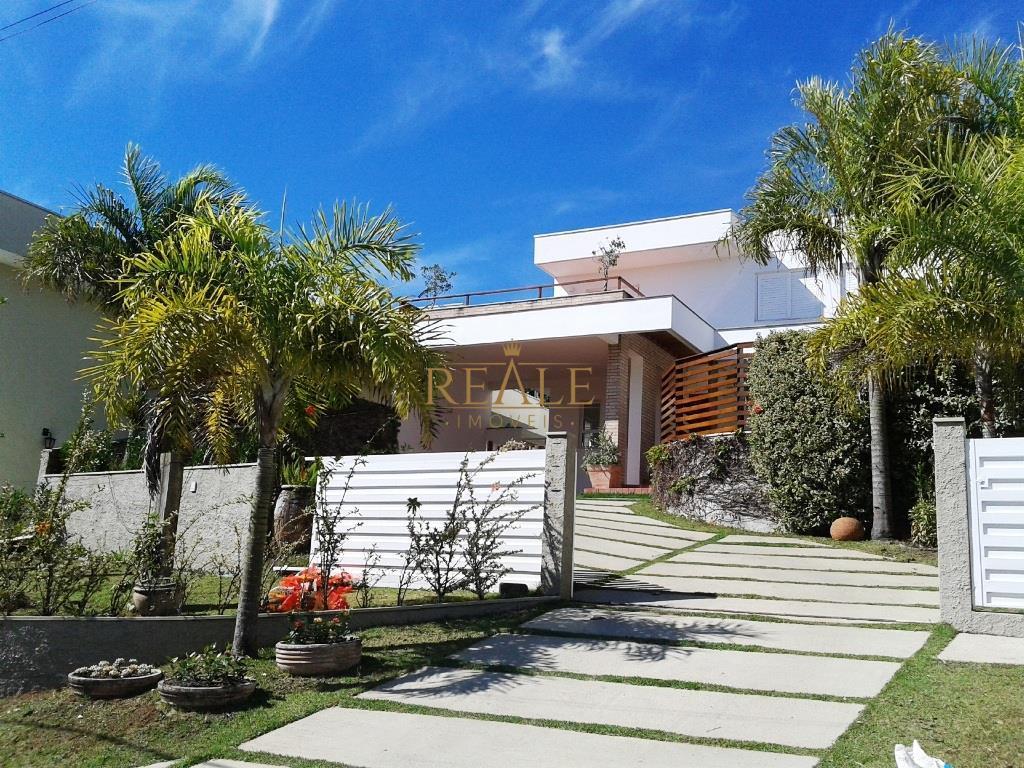 Casa residencial para locação, Condomínio São Miguel, Vinhedo - CA0382.
