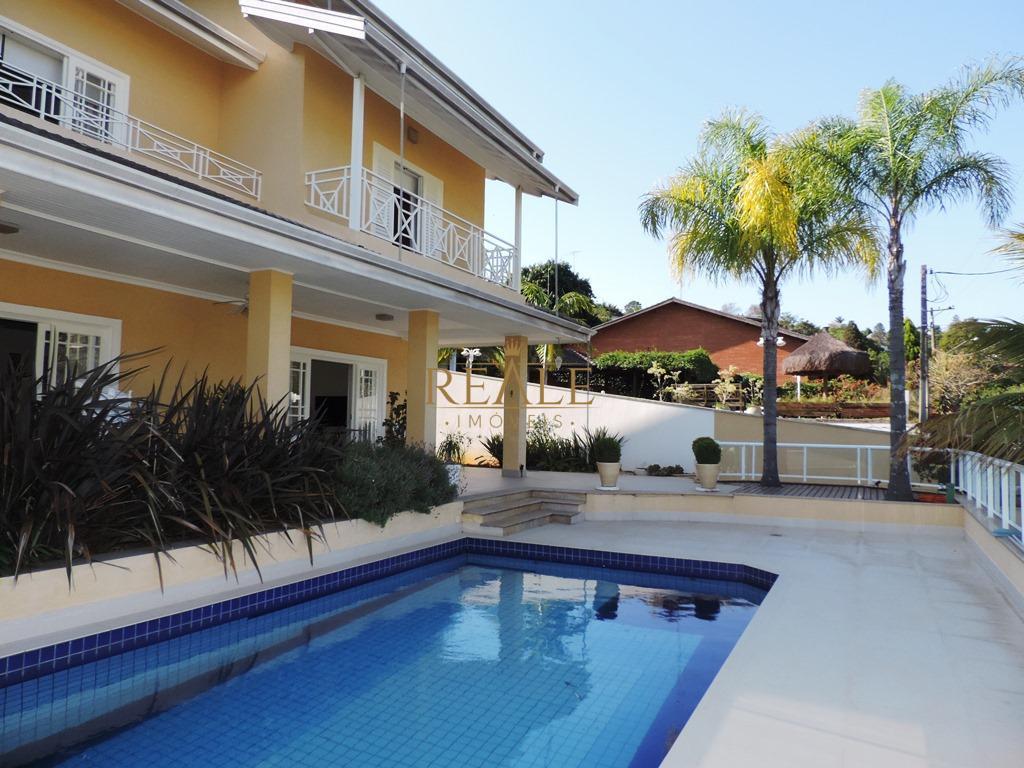 Casa residencial à venda, Condomínio Estância Marambaia, Vinhedo - CA0797.