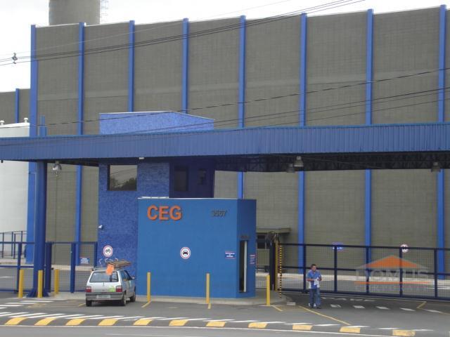 Galpão industrial para locação, Bosque, Nova Odessa.
