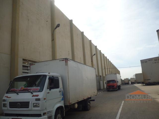 Galpão industrial para locação, Distrito Industrial, Campinas.