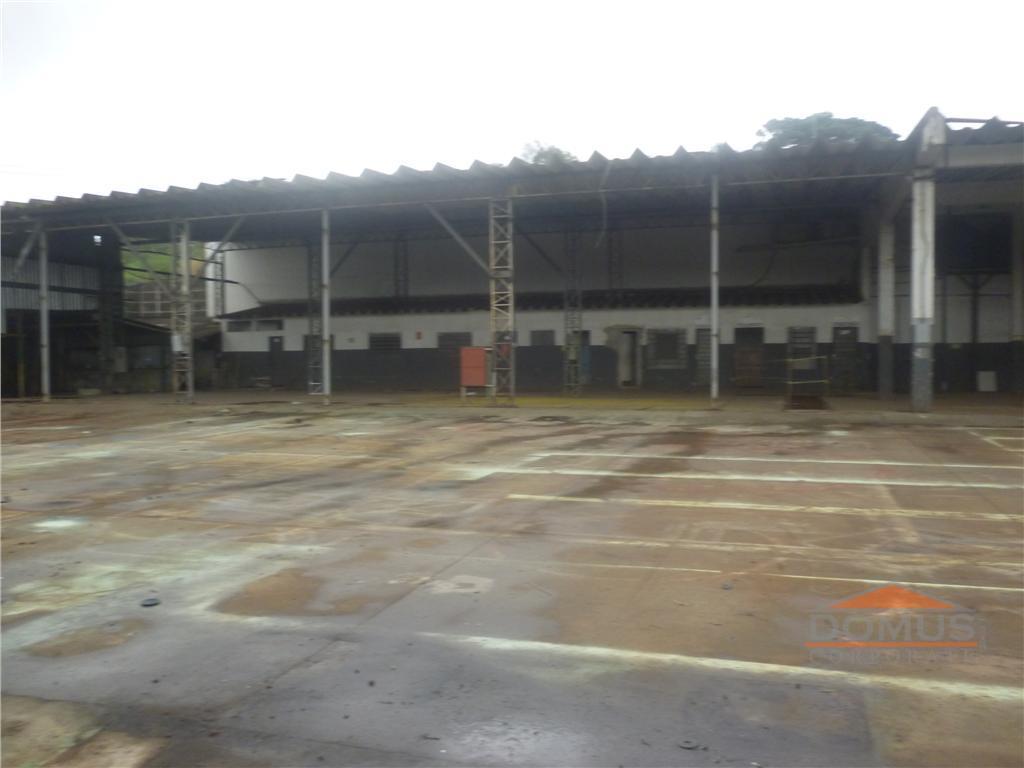 Galpão industrial para locação, Fazenda Santa Cândida, Campinas.