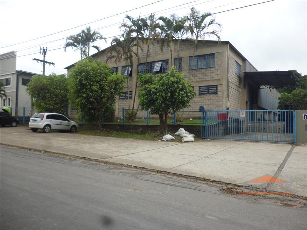 Galpão industrial para locação, Chácaras São Bento, Valinhos.