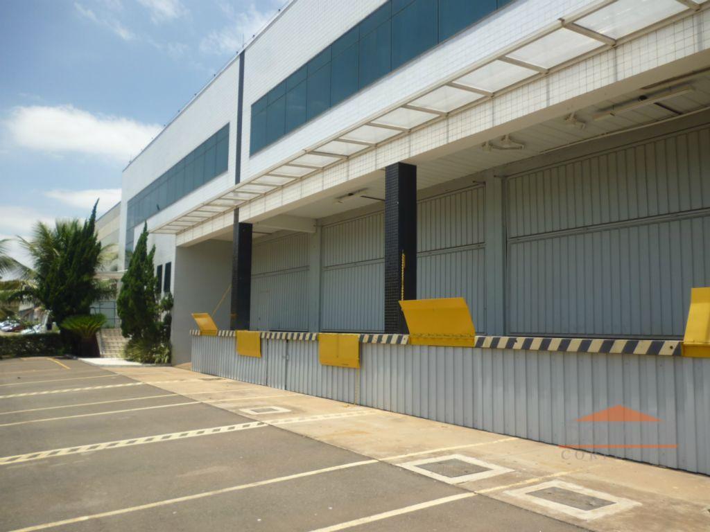 Galpão industrial para locação, Techno Park, Campinas.