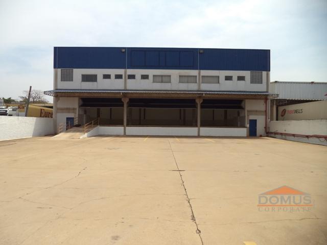 Galpão industrial para locação, Terminal Intermodal de Cargas (TIC), Campinas.