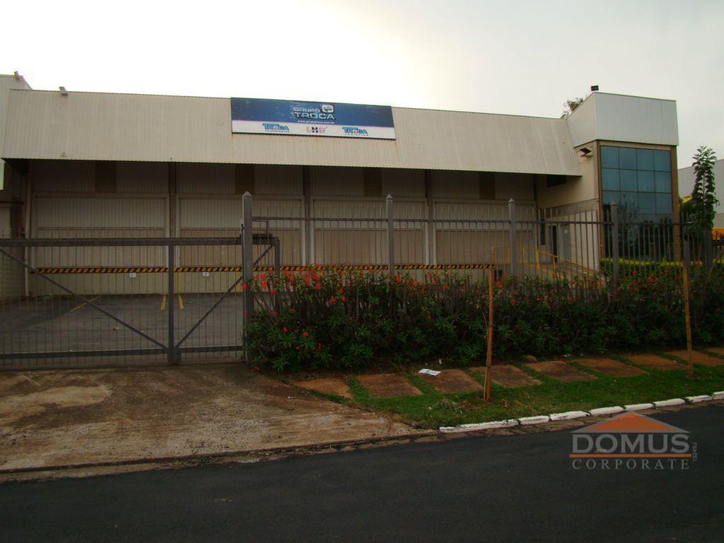 Galpão comercial para locação, Terminal Intermodal de Cargas (TIC), Campinas.