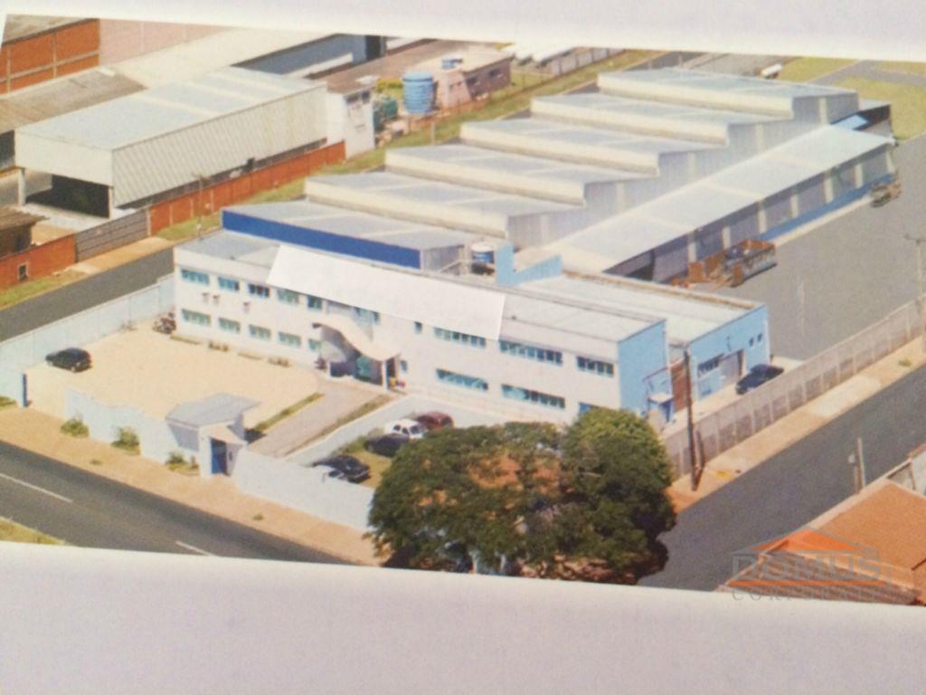 Galpão industrial para locação, Jardim São Francisco (Nova Veneza), Sumaré.