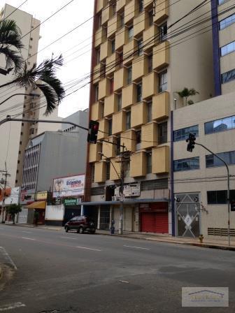 Kitnet residencial para venda e locação, Centro, Campinas - KN0001.