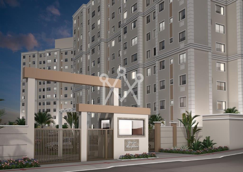 Apartamento residencial à venda, Presidente Roosevelt, Uberlândia - AP0271.