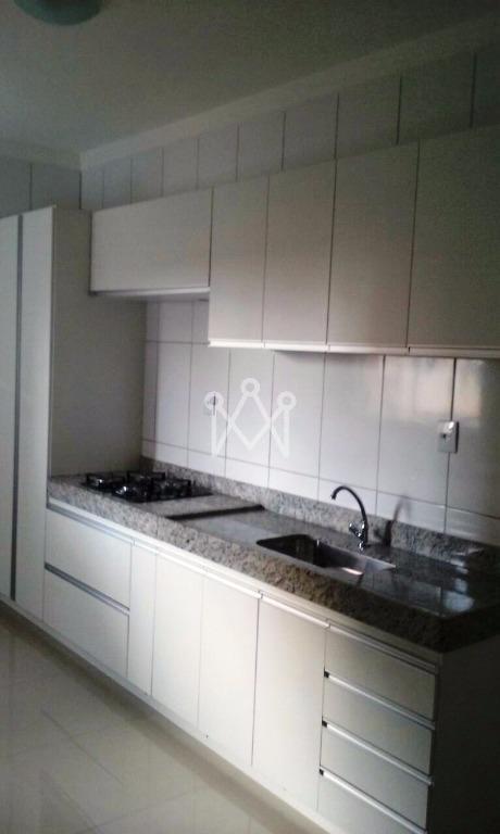 Apartamento residencial à venda, Vida Nova, Uberlândia.