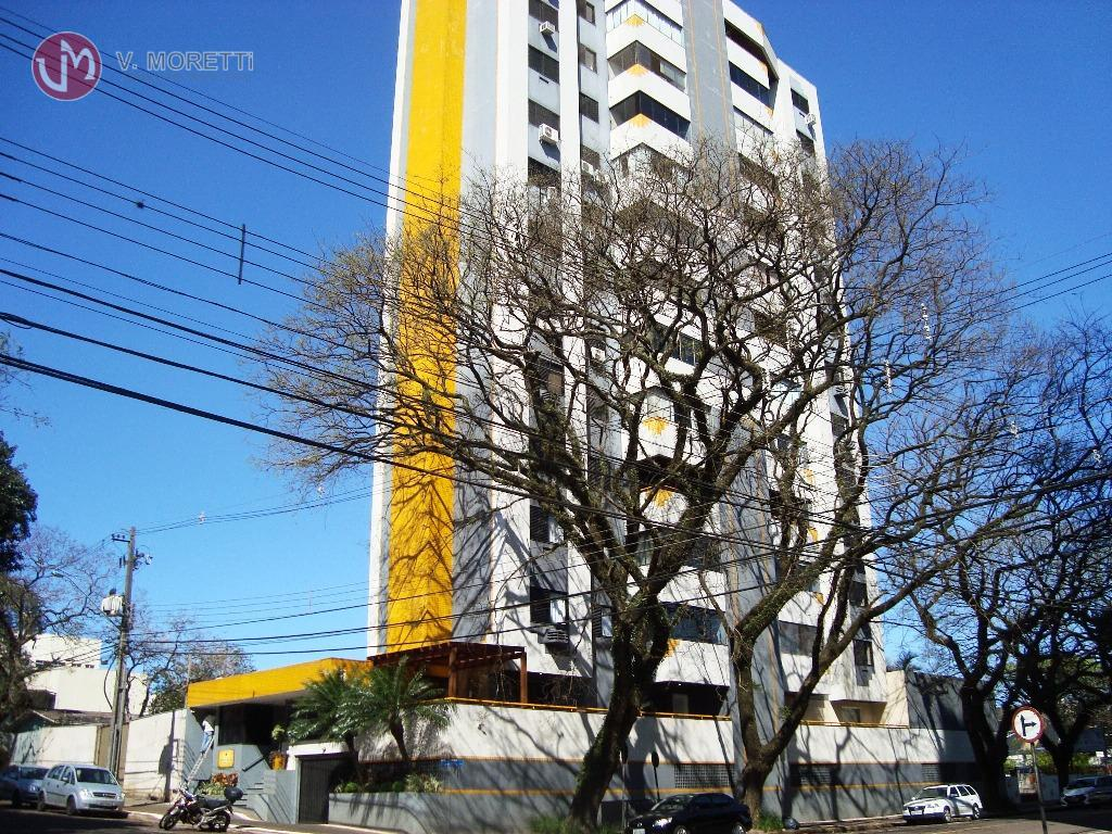 Apartamento  residencial para venda e locação, Centro, Cascavel.