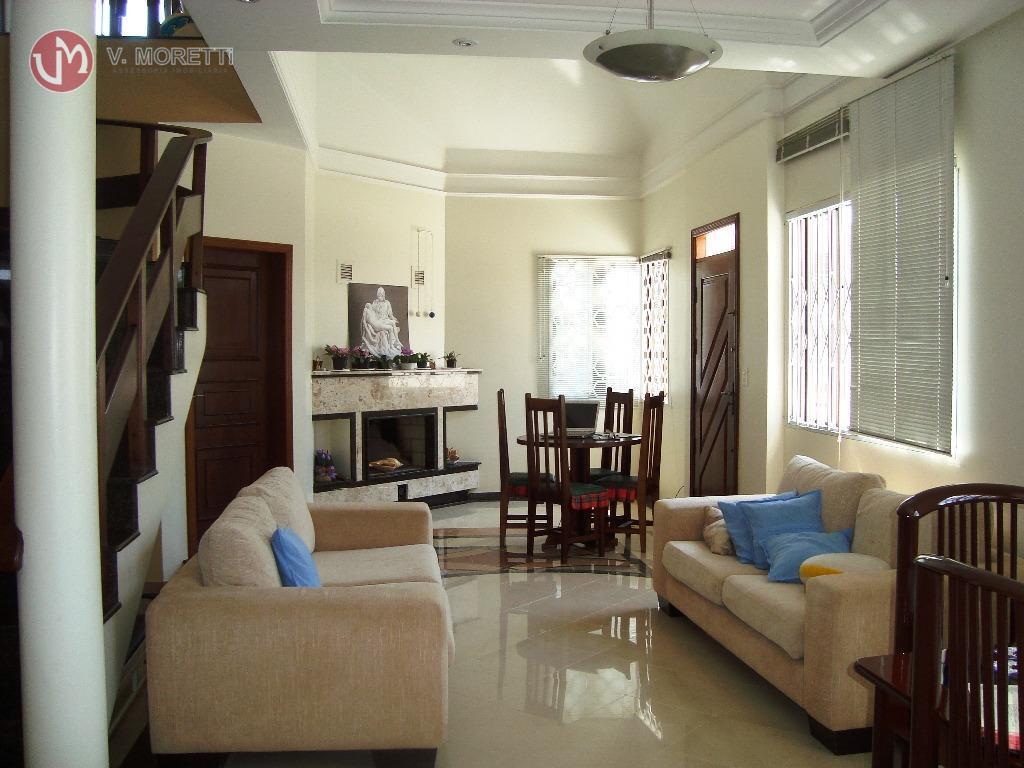 Sobrado  residencial à venda, Maria Luiza, Cascavel.