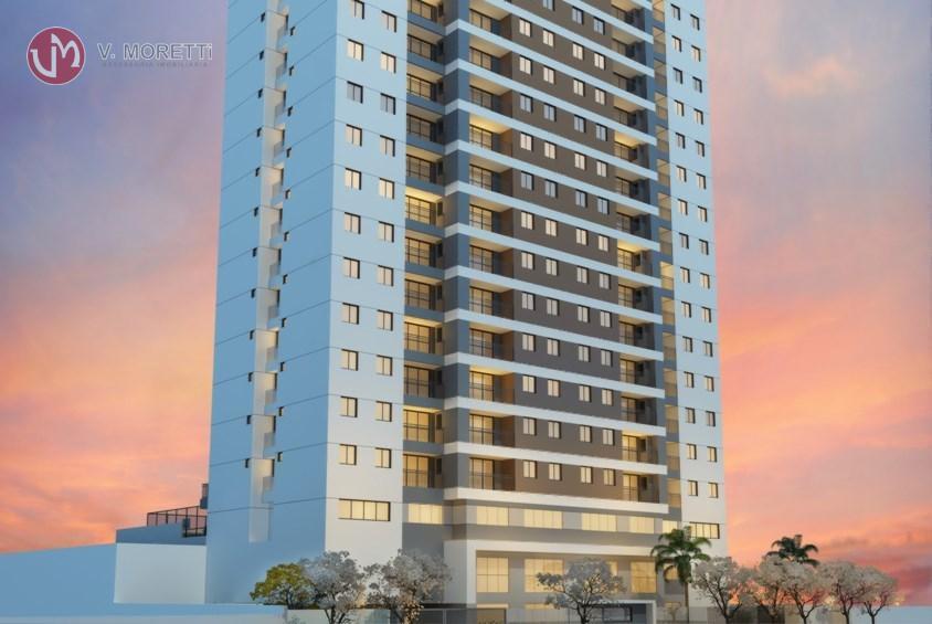 Apartamento  residencial à venda, Parque Jamaica, Londrina.