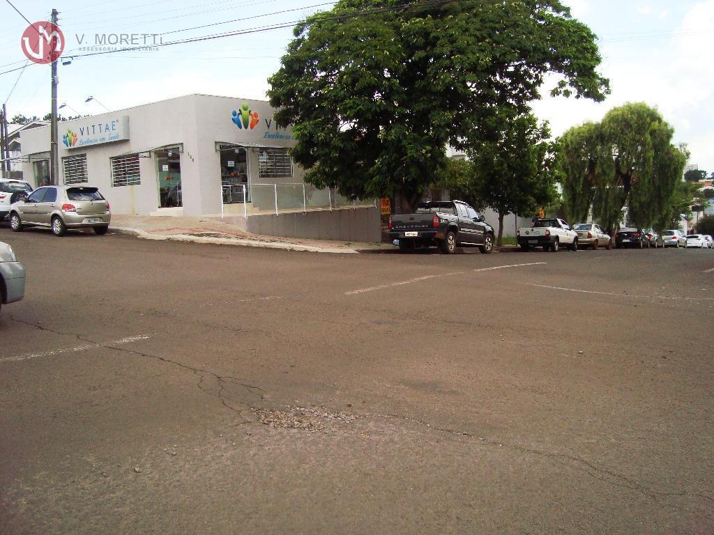 Casa residencial para venda e locação, Centro, Cascavel.