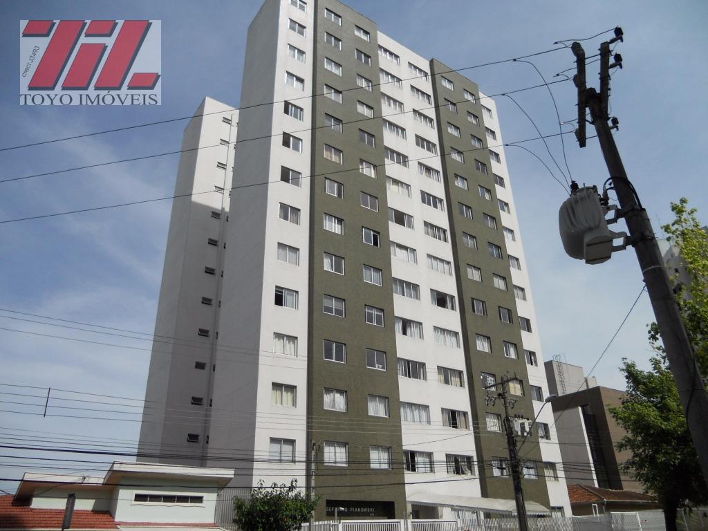 Apartamento residencial para locação, Portão, Curitiba - AP0047.