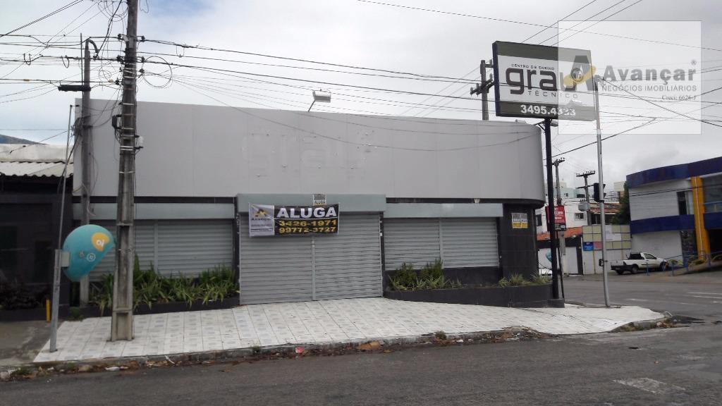Prédio comercial para locação, Casa Caiada, Olinda.