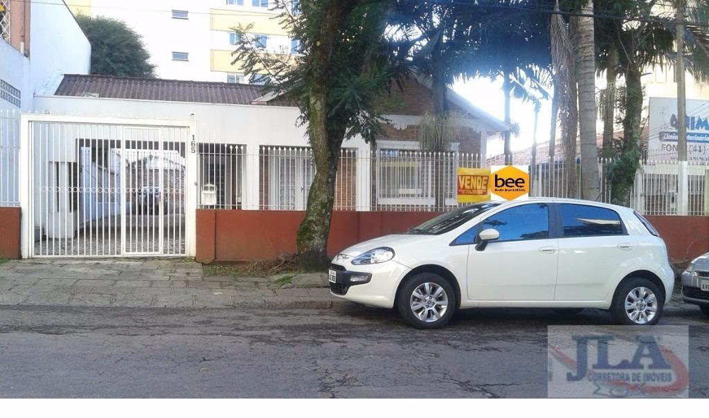 Casa  comercial à venda, Cabral, Curitiba.