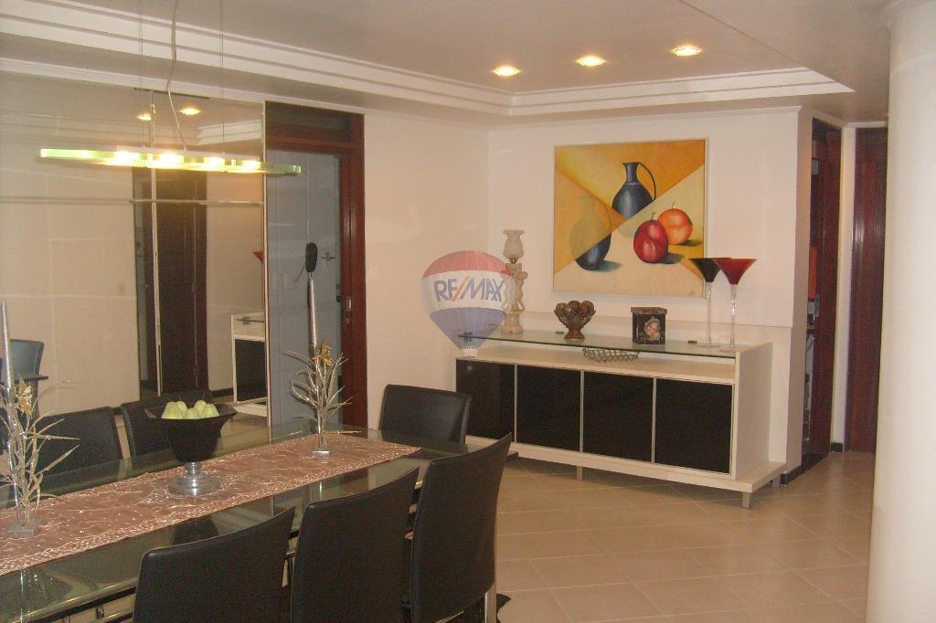 Apartamento residencial à venda, Alto Branco, Campina Grande.