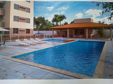 Apartamento residencial à venda, Centro, Imperatriz.