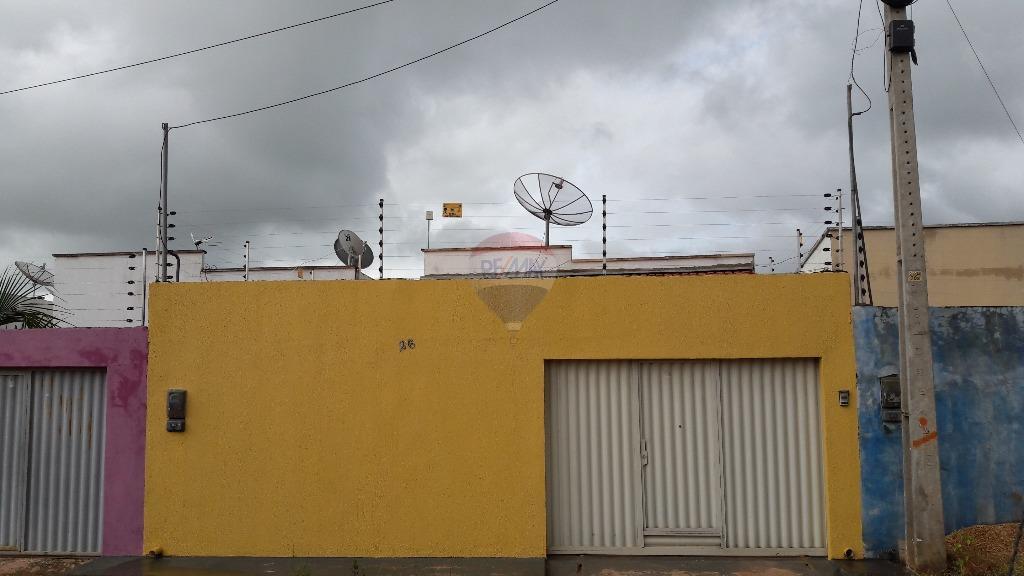 Casa residencial à venda, Parque Independência, Imperatriz.