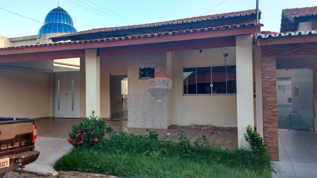Casa residencial à venda, Santa Inês, Imperatriz.