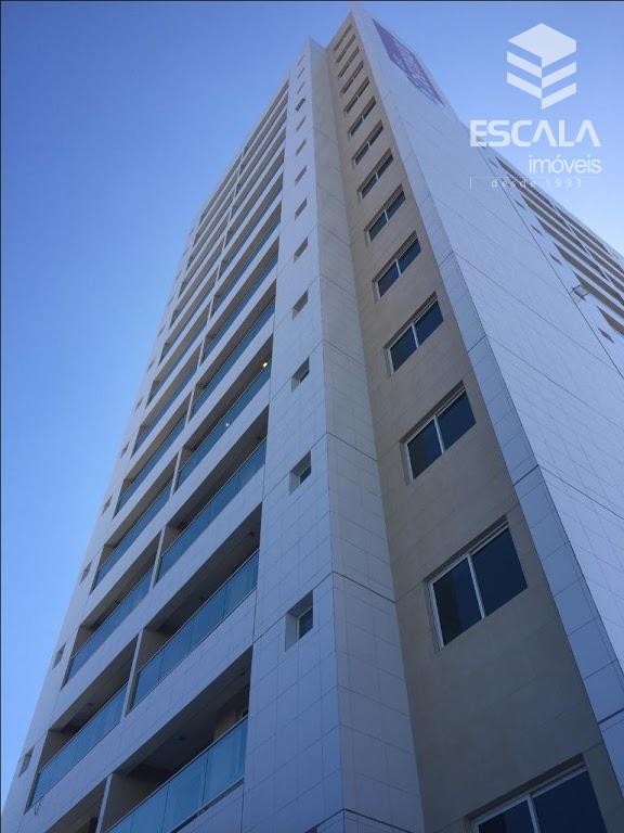 Apartamento à venda no São Gerardo. Novo, pronto para morar, 56m2, 2 quartos, 1 suíte. Lazer completo. Financia.