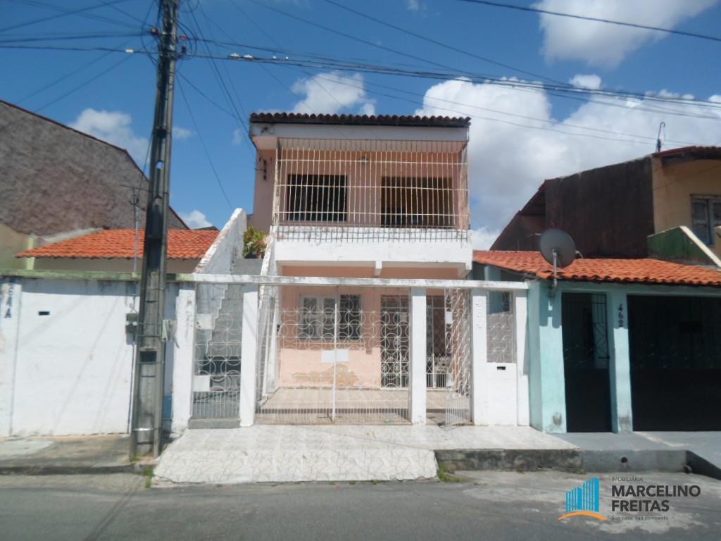 Casa residencial à venda, Montese, Fortaleza - CA0987.