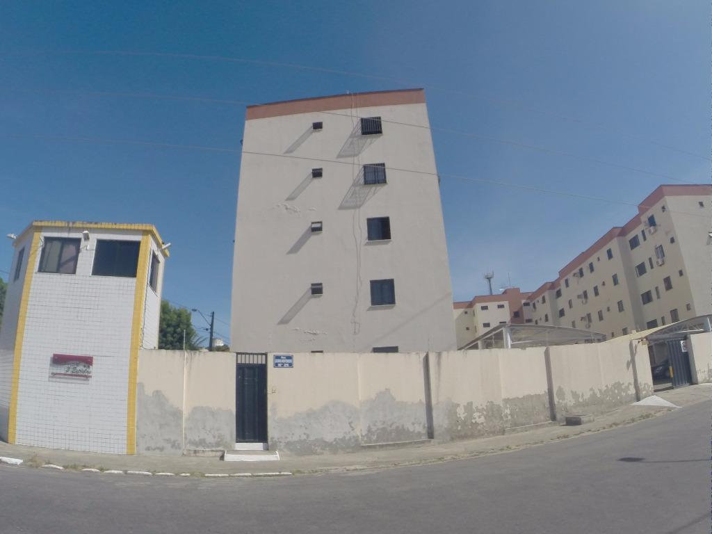 Apartamento residencial para locação, São Gerardo, Fortaleza.