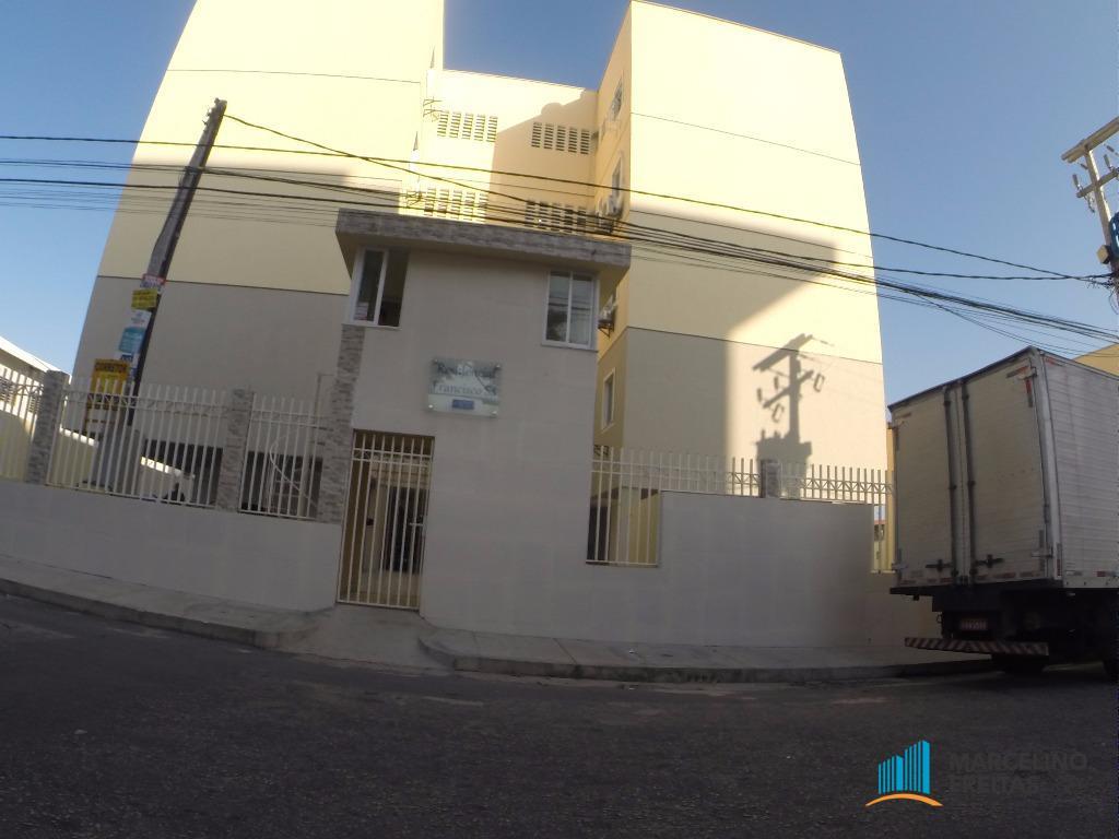 Apartamento residencial para locação, Cristo Redentor, Fortaleza.