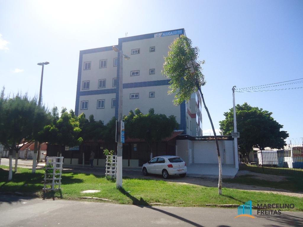 Apartamento residencial para locação, Vila Ellery, Fortaleza - AP1569.
