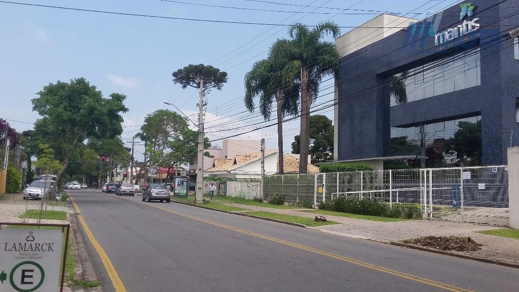 Terreno à venda, Juveve, Curitiba.