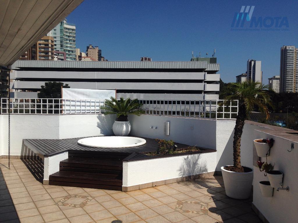 Apartamento Duplex residencial à venda, Água Verde, Curitiba.