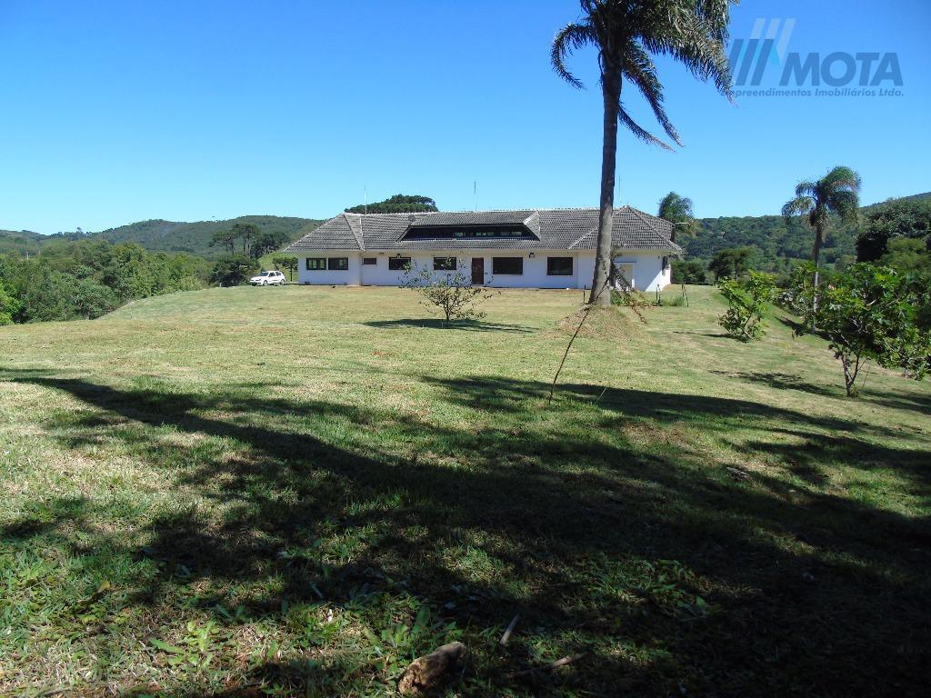 Chácara á venda A. Tamandaré com  casa 800m2 , 4 alqueires  fácil acesso