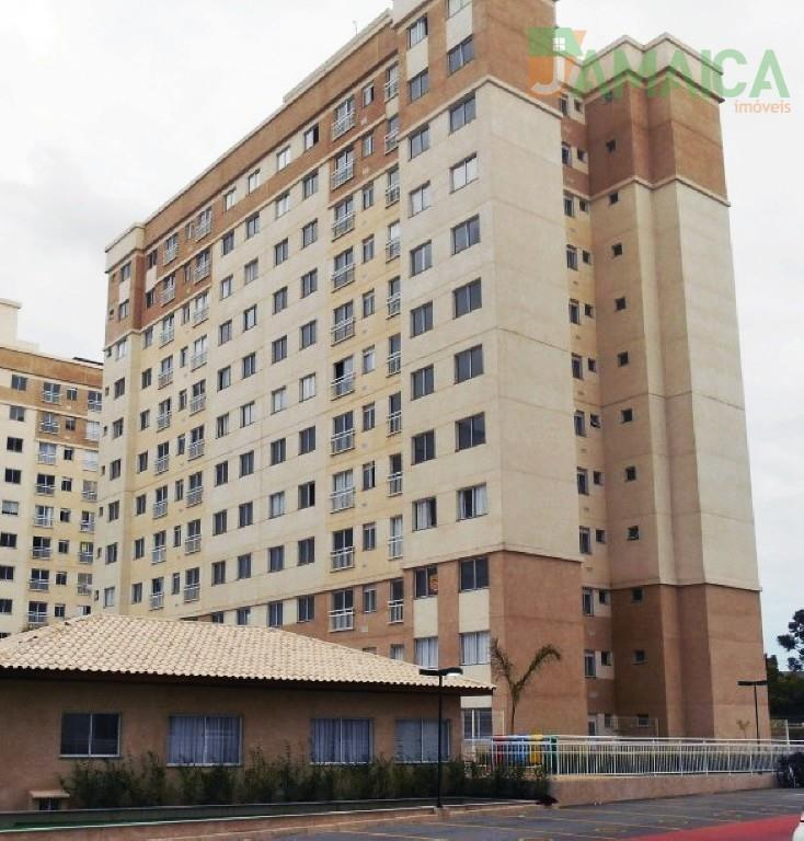 Apartamento  residencial para locação, Pinheirinho, Curitiba.
